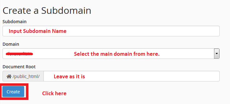 RE: How to Create A Subdomain in Godaddy?